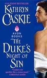 The Duke's Night of Sin (Seven Deadly Sins, #3)