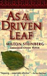 As a Driven Leaf by Chaim Potok