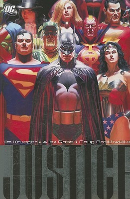 Justice by Jim Krueger