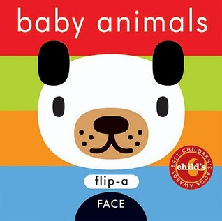 Flip-a-Face: Baby Animals