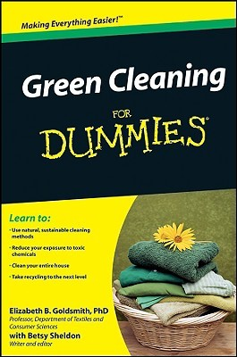 Green Cleaning For Dummies by Elizabeth B. Goldsmith