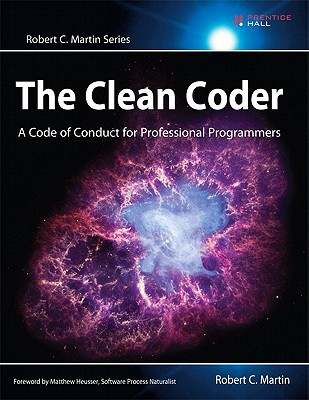 The Clean Coder by Robert C. Martin