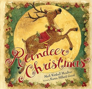 Reindeer Christmas by Mark K. Moulton