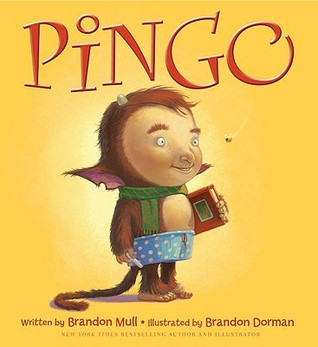Pingo by Brandon Mull
