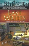 Last Writes (Forensic Handwriting Mystery, #4)