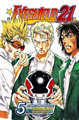 Eyeshield 21, Vol. 5 by Riichiro Inagaki