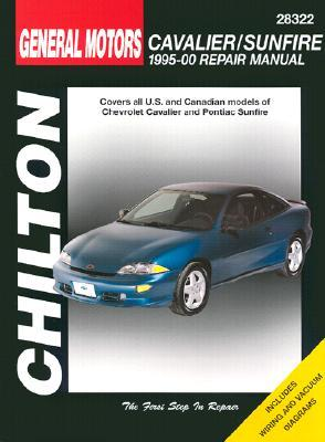GM Cavalier and Sunfire, 1995-00 by Chilton Automotive Books