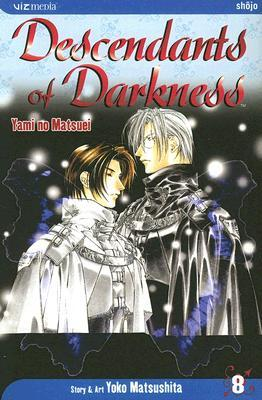 Descendants of Darkness, Volume 8 by Yoko Matsushita