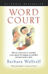 Word Court by Barbara Wallraff