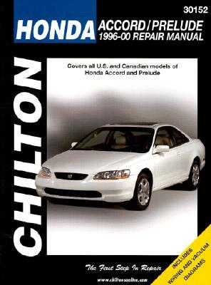 Honda Accord and Prelude, 1996-00