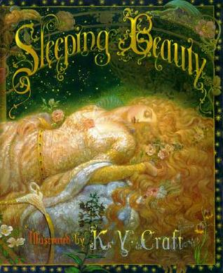 Sleeping Beauty by Mahlon F. Craft