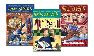 Hank Zipzer Collection Complete Set 1-17 by Henry Winkler