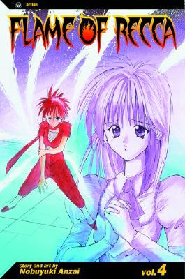 Flame of Recca, Vol. 04 by Nobuyuki Anzai