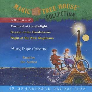 Magic Tree House: #33-35
