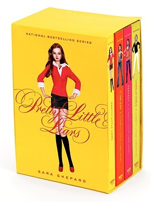 Pretty Little Liars Box Set (Pretty Little Liars, #1-4)