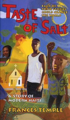 Taste of Salt by Frances Temple