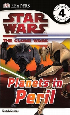 Star Wars Clone Wars: Planets in Peril (Turtleback School & Library Binding Edition)