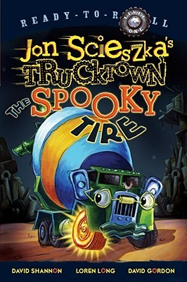 The Spooky Tire by Jon Scieszka