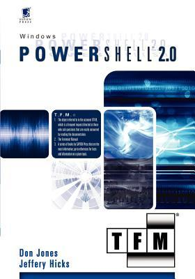 Windows PowerShell 2.0 by Don Jones