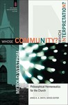 Whose Community? Which Interpretation? by Merold Westphal