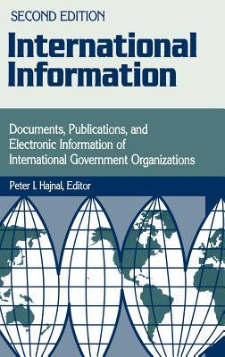 International Information by Peter I. Hajnal