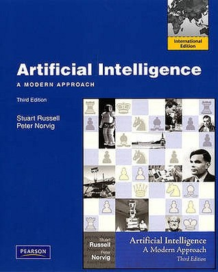 Artificial Intelligence by Stuart Russell