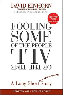 Fooling Some of the People All of the Time by Joel Greenblatt