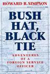 Bush Hat, Black Tie (H)
