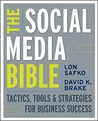 The Social Media Bible by Lon Safko