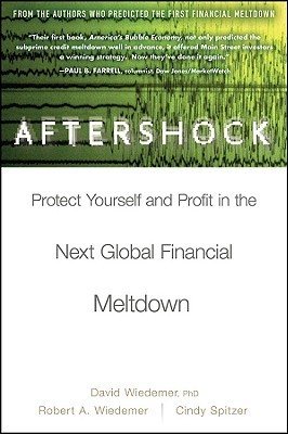 Aftershock by David Wiedemer