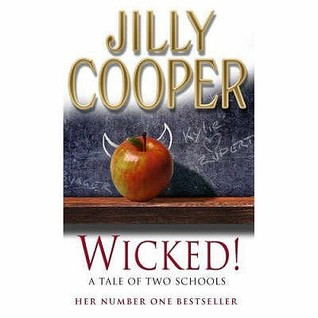 Wicked! (Rutshire Chronicles #8)  - Jilly Cooper