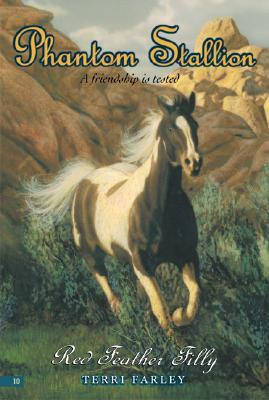 Red Feather Filly (Phantom Stallion, #10)