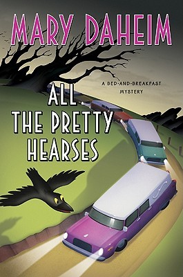 All the Pretty Hearses by Mary Daheim
