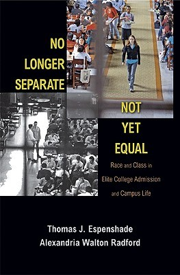 No Longer Separate, Not Yet Equal by Thomas J. Espenshade
