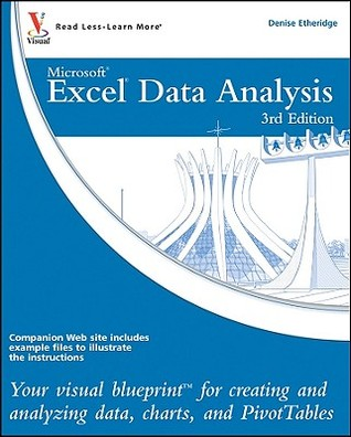 Excel Data Analysis by Denise Etheridge