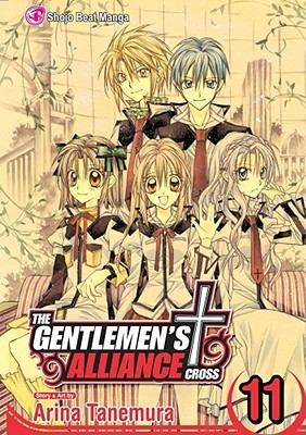 The Gentlemen's Alliance †, Vol. 11 by Arina Tanemura
