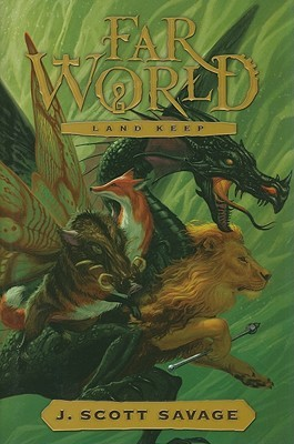 Land Keep (Farworld, #2)