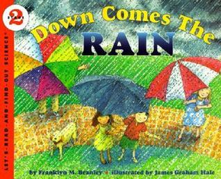 Down Comes the Rain (Let's-Read-and-Find-Out Science, Stage 2)