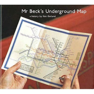 Mr Beck's Underground Map by Ken Garland