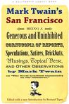 Mark Twain's San Francisco by Mark Twain