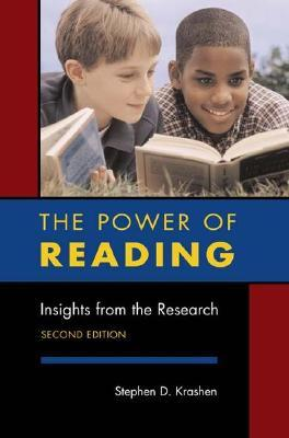 The Power of Reading by Stephen D. Krashen