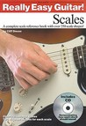 Really Easy Guitar Scales with CD