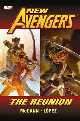 New Avengers by Jim McCann