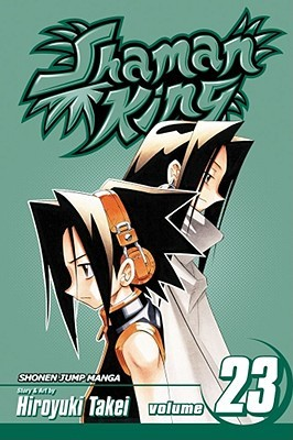 Shaman King, Volume 23 (Shaman King (Graphic Novels))