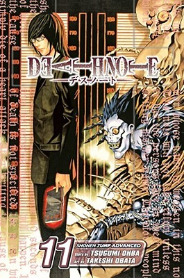 Death Note, Vol. 11 by Tsugumi Ohba