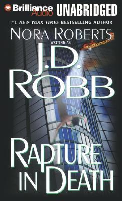 Rapture in Death by J.D. Robb