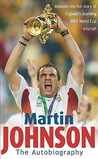 Martin Johnson Autobiography