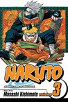 Naruto, Vol. 3: Bridge of Courage (Naruto, #3)