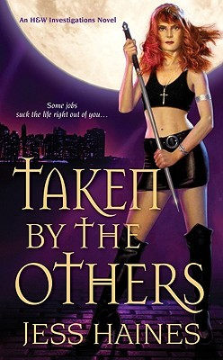 Review: Taken By The Others by Jess Haines