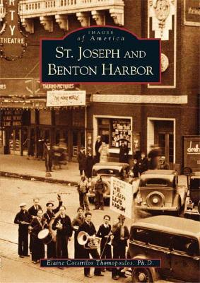 St. Joseph and Benton Harbor by Elaine Cotsirilos Thomopoulos